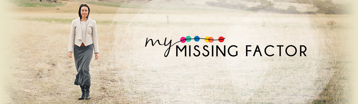 My Missing Factor | Jenna Lovell